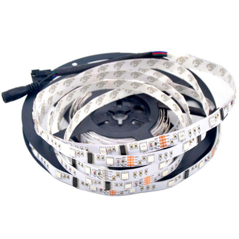 Tira MAGIC LED SMD5050, RGBX, DC12V, 5m (30 Led/m) - IP20, RGB